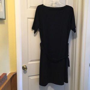 Never worn Black Lands End dress